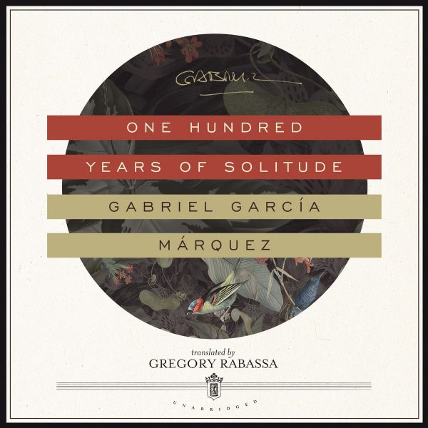Gabriel García Márquez - One Hundred Years of Solitude BookZyfa