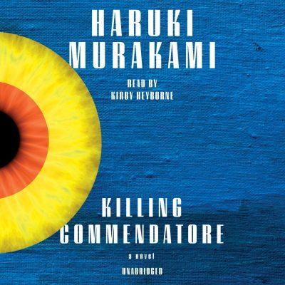 Haruki Murakami - Kishidancho Goroshi 1&2 - Killing Commendatore BookZyfa
