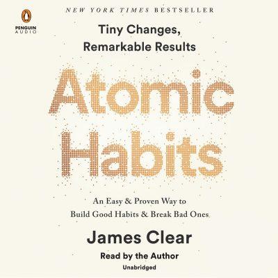 James Clear - Atomic Habits BookZyfa