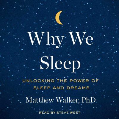 Matthew Walker - Why We Sleep BookZyfa