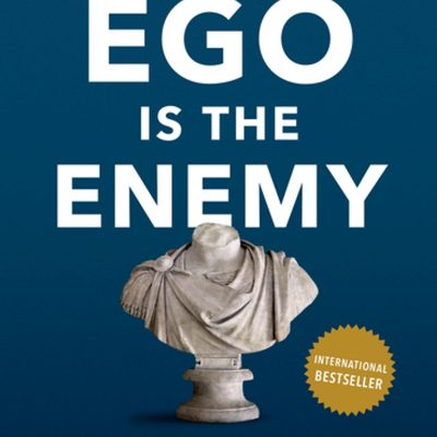 Ryan Holiday - Ego Is the Enemy BookZyfa