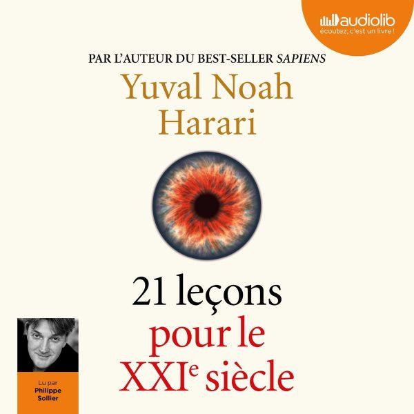 Yuval Noah Harari - 21 leçons pour le XXIe siècle BookZyfa