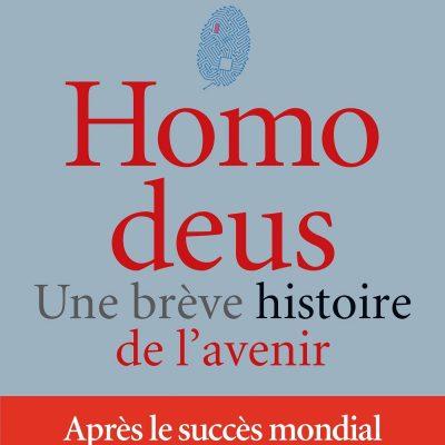 Yuval Noah Harari - Homo Deus BookZyfa
