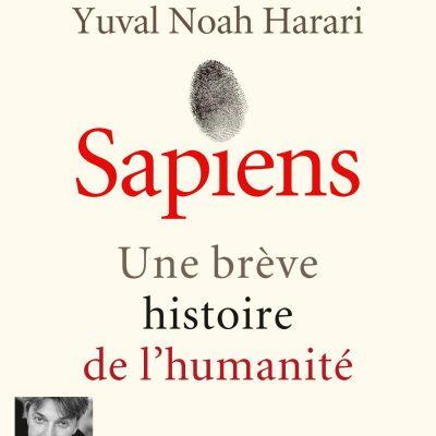 Yuval Noah Harari - Sapiens - Une brève histoire de l'humanité BookZyfa