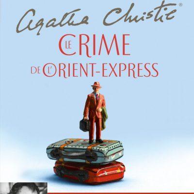 Agatha Christie - Le Crime de l'Orient Express BookZyfa