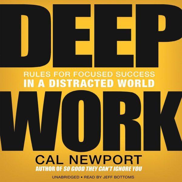 Cal Newport - Deep Work BookZyfa