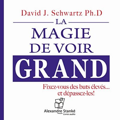 David J. Schwartz - La magie de voir grand BookZyfa