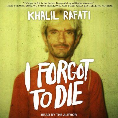 Khalil Rafati - I Forgot To Die BookZyfa