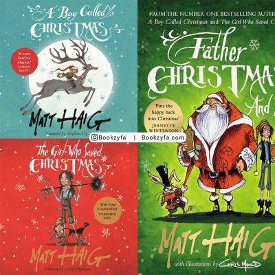 کتاب صوتی انگلیسی مجموعه پسری به نام کریسمس