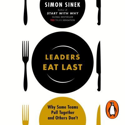 کتاب صوتی انگلیسی رهبران آخر غدا می خورند