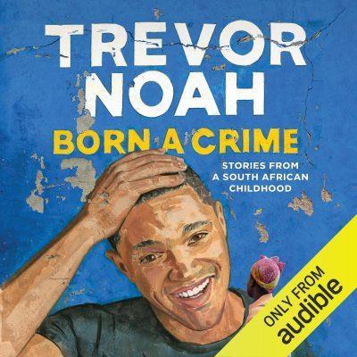 Trevor Noah - Born a Crime BookZyfa