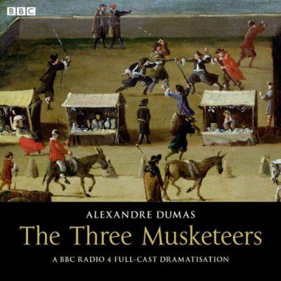 Alexandre Dumas - The Three Musketeers BookZyfa