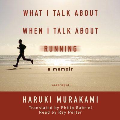 Haruki Murakami - What I Talk About When I Talk About Running BookZyfa