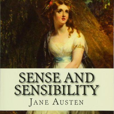 Jane Austen - Sense and Sensibility BookZyfa