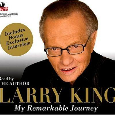 Larry King - My Remarkable Journey BookZyfa