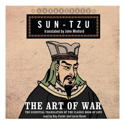 Sun Tzu - The Art of War BookZyfa