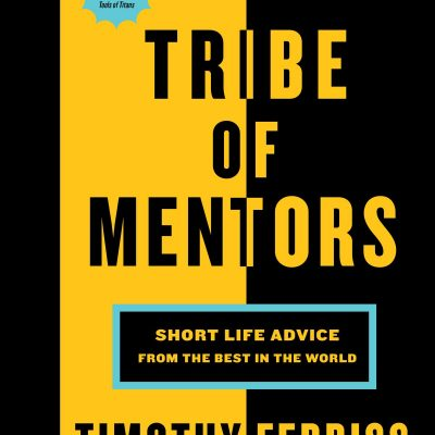 Tim Ferriss - Tribe of Mentors BookZyfa