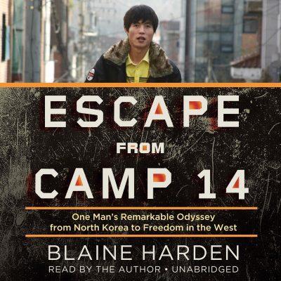 کتاب صوتی انگلیسی فرار از اردوگاه ۱۴