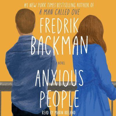 Fredrik Backman - Anxious People BookZyfa