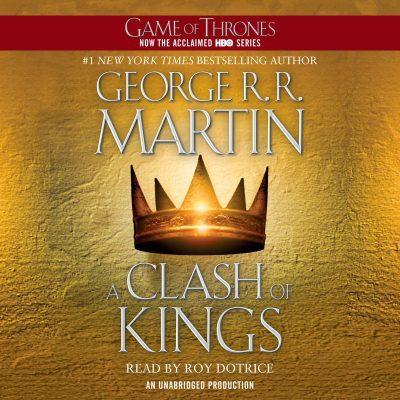 کتاب صوتی انگلیسی نبرد پادشاهان