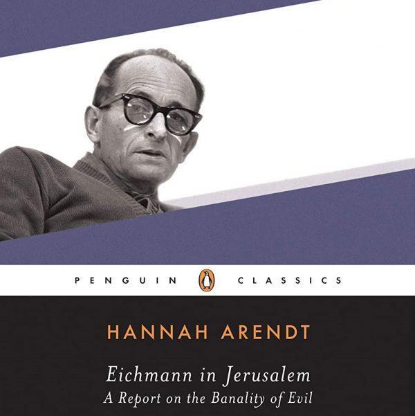 Hannah Arendt - Eichmann in Jerusalem BookZyfa