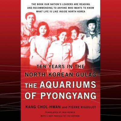 Kang Chol-Hwan - The Aquariums of Pyongyang BookZyfa