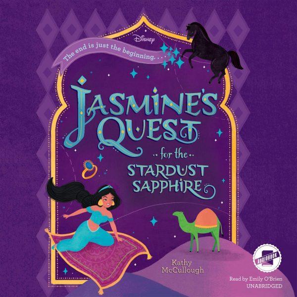 Kathy McCullough - Jasmine's Quest BookZyfa