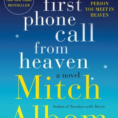 Mitch Albom - The First Phone Call From Heaven BookZyfa