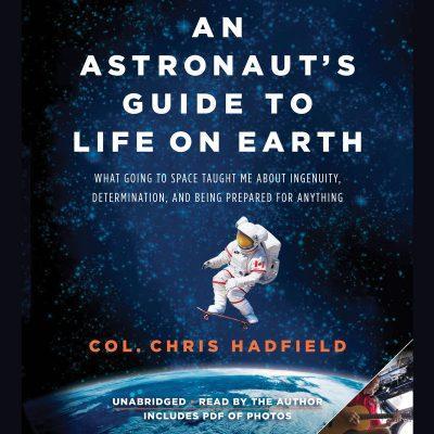 کتاب صوتی انگلیسی راهنمای یک فضانورد برای زندگی در زمین