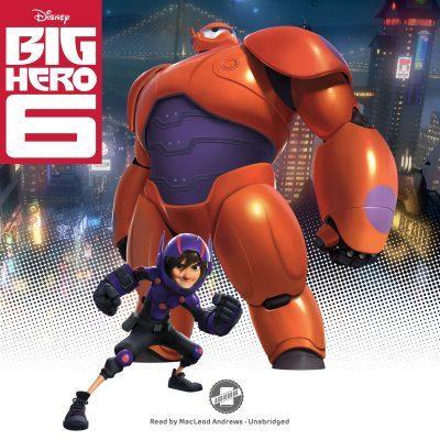 Disney Press - Big Hero 6 BookZyfa