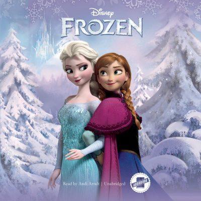Disney Press - Frozen BookZyfa