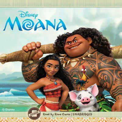 Disney Press - Moana BookZyfa