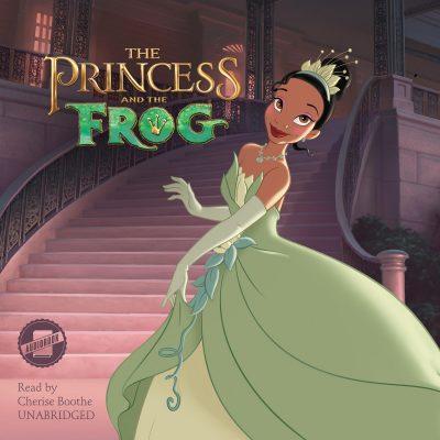Disney Press - The Princess and the Frog BookZyfa