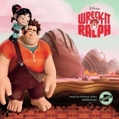 Disney Press - Wreck-It Ralph BookZyfa
