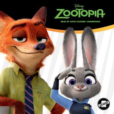 Disney Press - Zootopia BookZyfa