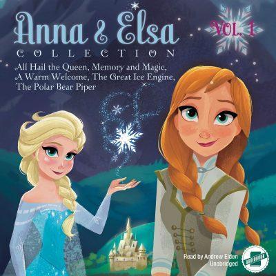 Erica David - Anna & Elsa Collection, Vol. 1 BookZyfa