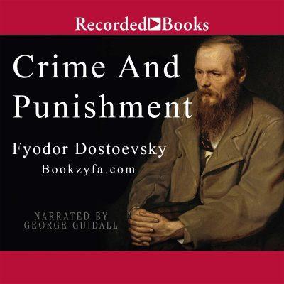 Fyodor Dostoevsky - Crime And Punishment BookZyfa