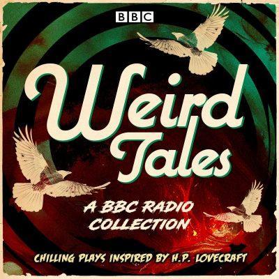 H.P. Lovecraft - Weird Tales Drama BookZyfa