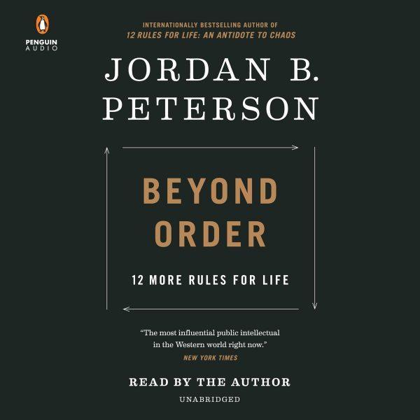 Jordan B. Peterson - Beyond Order BookZyfa