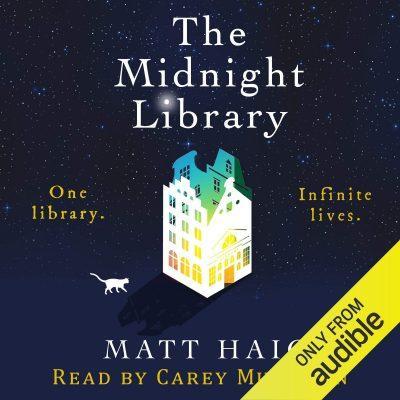 کتاب صوتی انگلیسی کتابخانه نیمهشب