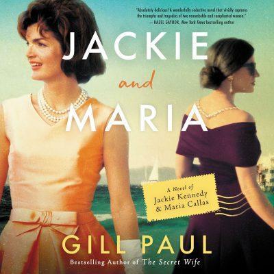 Gill Paul - Jackie and Maria BookZyfa