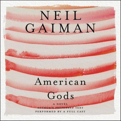 کتاب صوتی انگلیسی خدایان آمریکایی