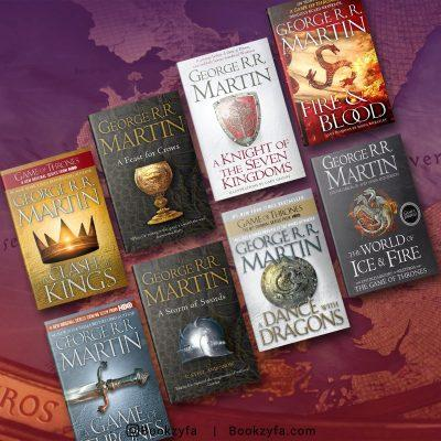 A Song of Ice and Fire Collection BookZyfa