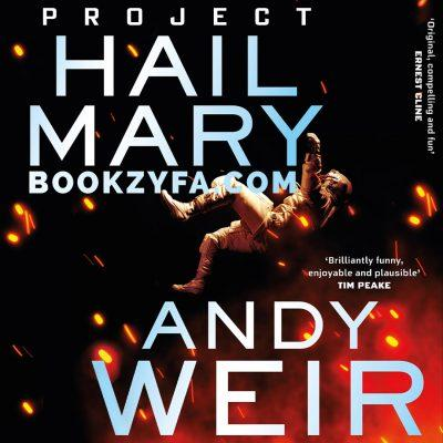 Andy Weir - Project Hail Mary BookZyfa