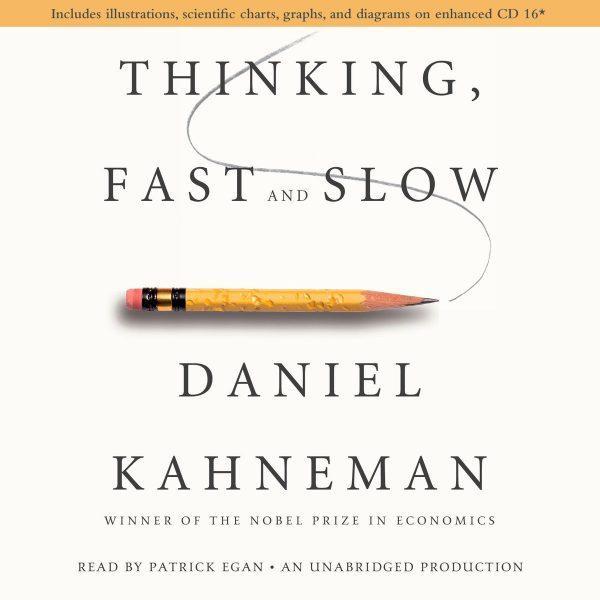 Daniel Kahneman - Thinking, Fast and Slow BookZyfa