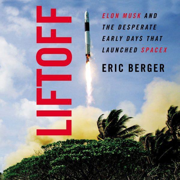 Eric Berger - Liftoff BookZyfa
