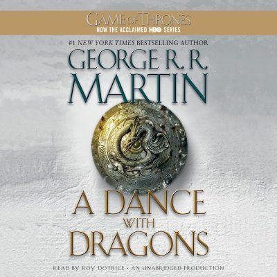 کتاب صوتی انگلیسی رقص با اژدهایان