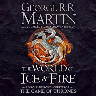 کتاب صوتی انگلیسی دنیای یخ و آتش