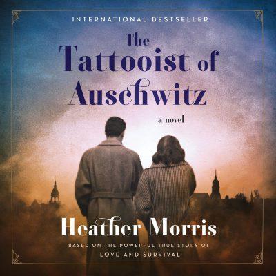 Heather Morris - The Tattooist of Auschwitz BookZyfa