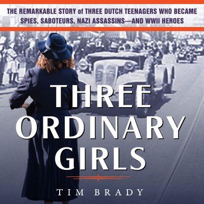 کتاب صوتی انگلیسی سه دختر معمولی